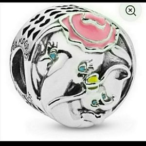 "Pandora Disney ""A Mother's Love"" Charm (925)"